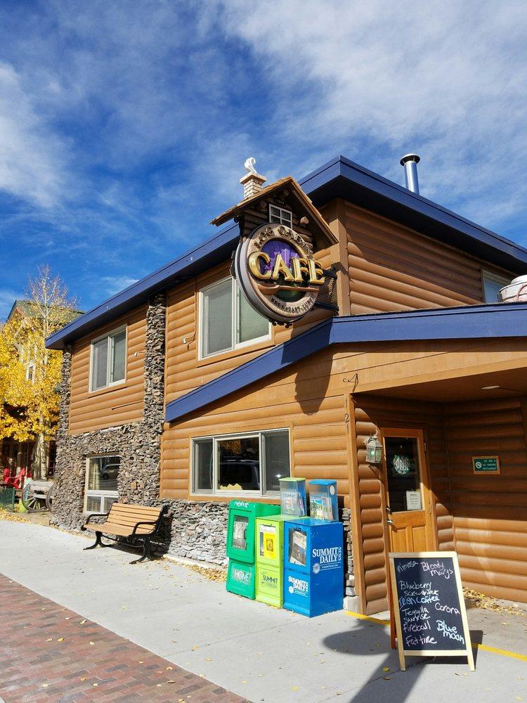Log cabin cafe 61 photos 155 reviews breakfast for Cabins in frisco colorado