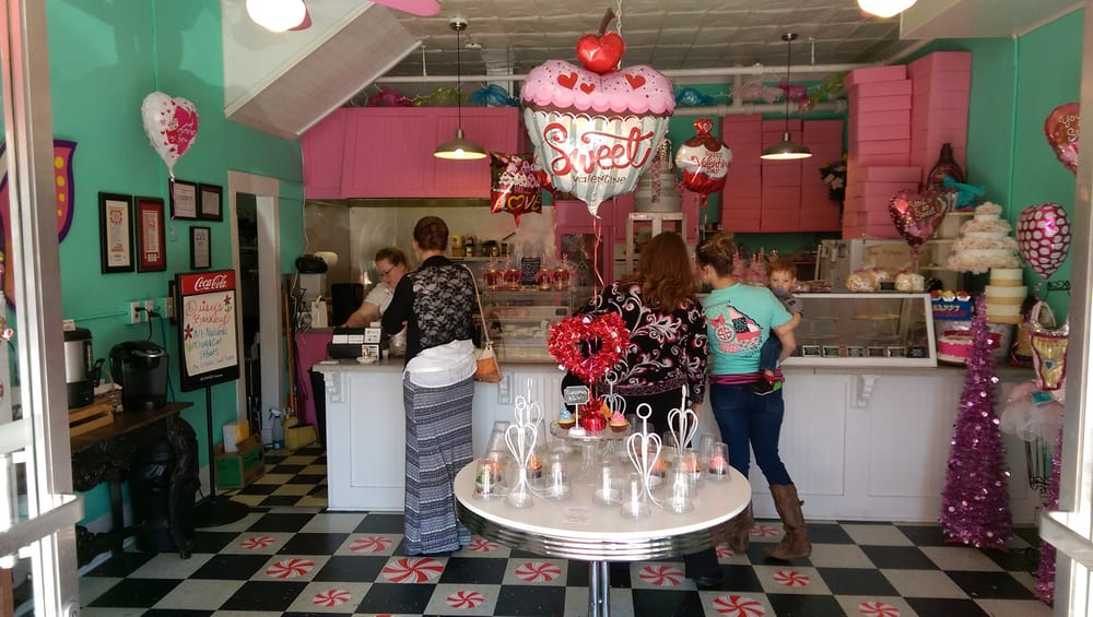 Food from Victoria's Sweet Treats
