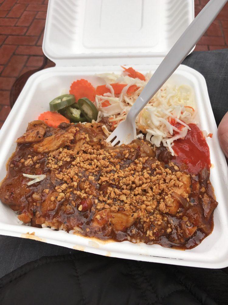 Saigon Kitchen: 5th Ave & Main St, Portland, OR