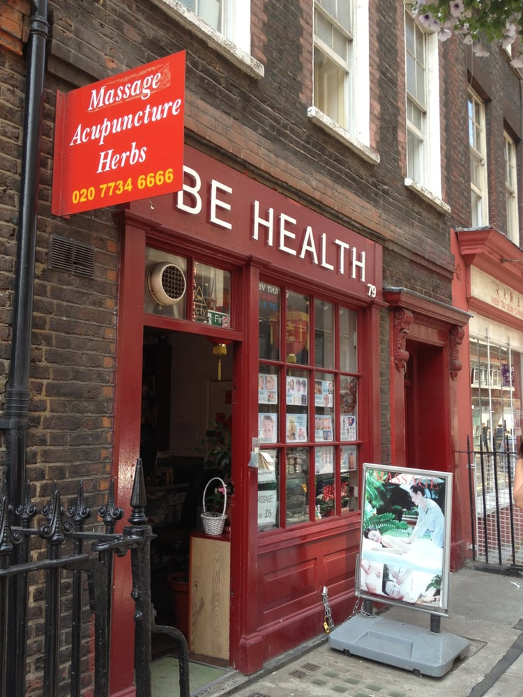 Be Health Chinese Medical Centre - Acupuncture - London ...
