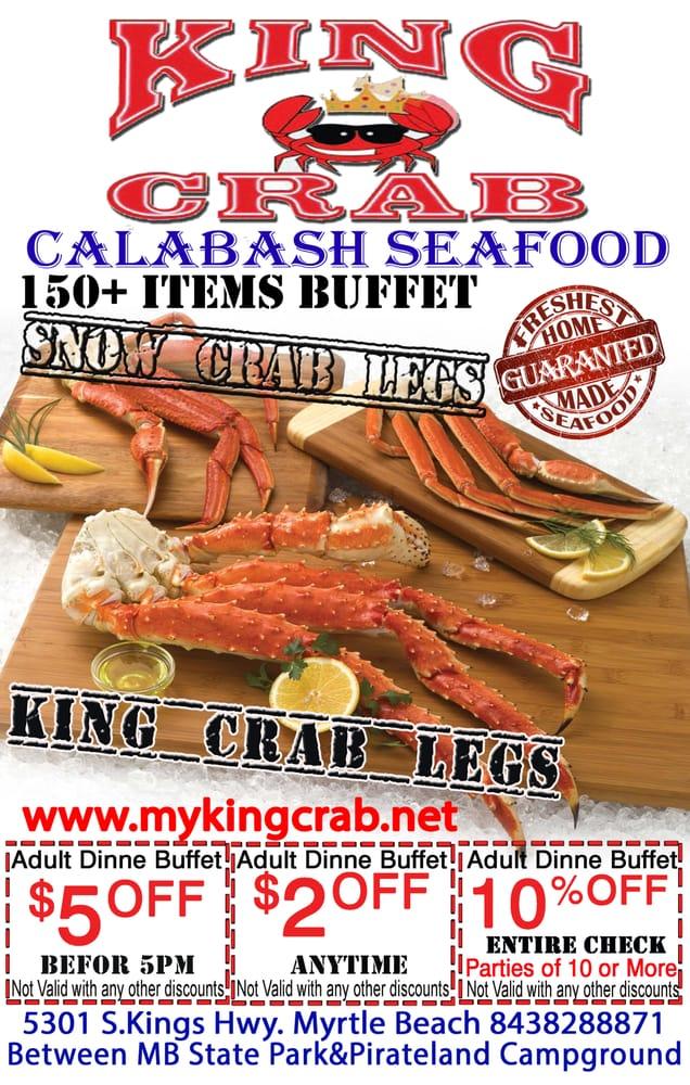 Groovy King Crab Calabash Seafood Buffet Coupon Yelp Beutiful Home Inspiration Xortanetmahrainfo