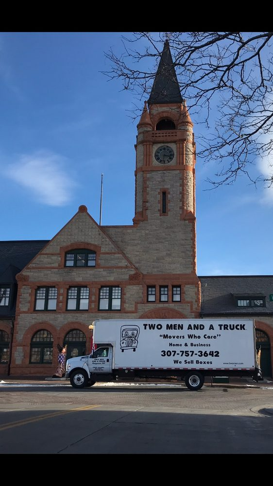 Two Men and a Truck Cheyenne: 400 Parsley Blvd, Cheyenne, WY