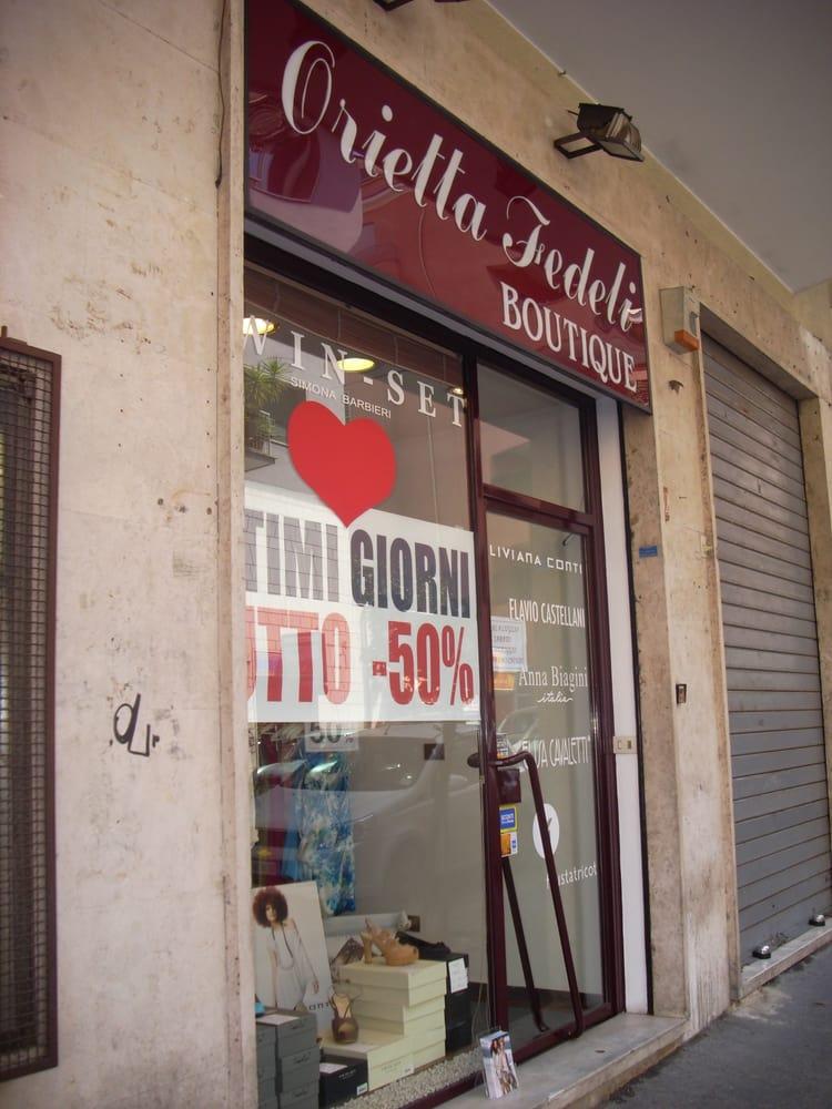 Orietta Fedeli Boutique