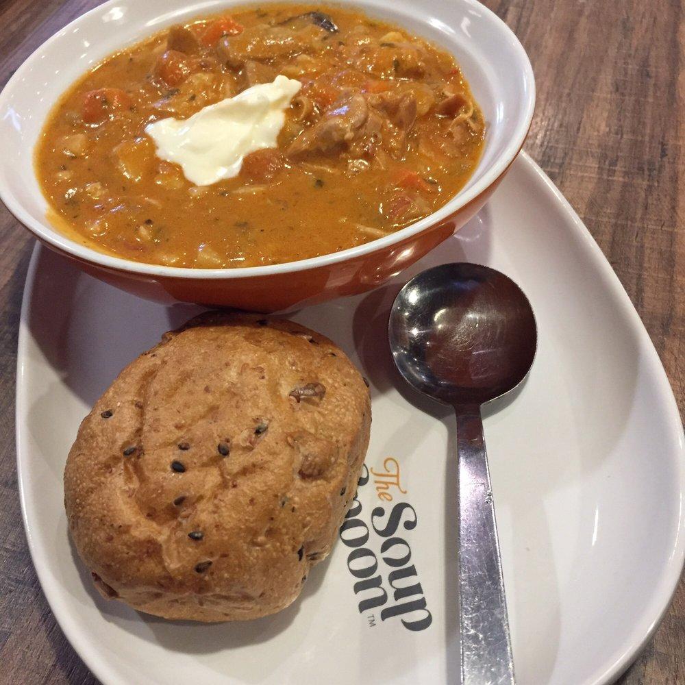 The Soup Spoon Union Singapore