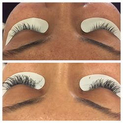 Photo Of Flawless Lashes Denver Co United States Natural Full Set Before