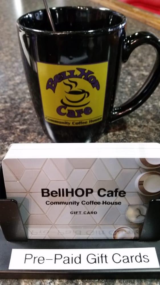 BellHOP Cafe: 26 N West St, Bellbrook, OH