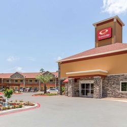 Photo Of Econo Lodge Inn Suites Spring Houston North Tx