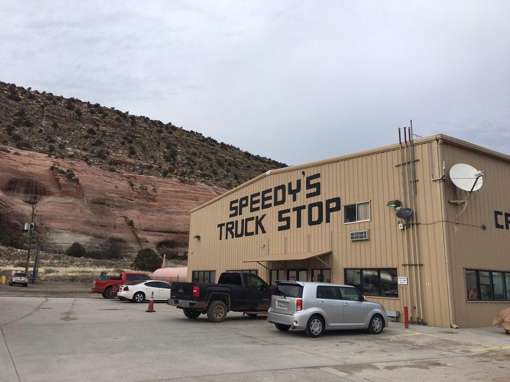 Speedy's Truck Stop: 35900 Hwy I-40 Exit 35, Lupton, AZ