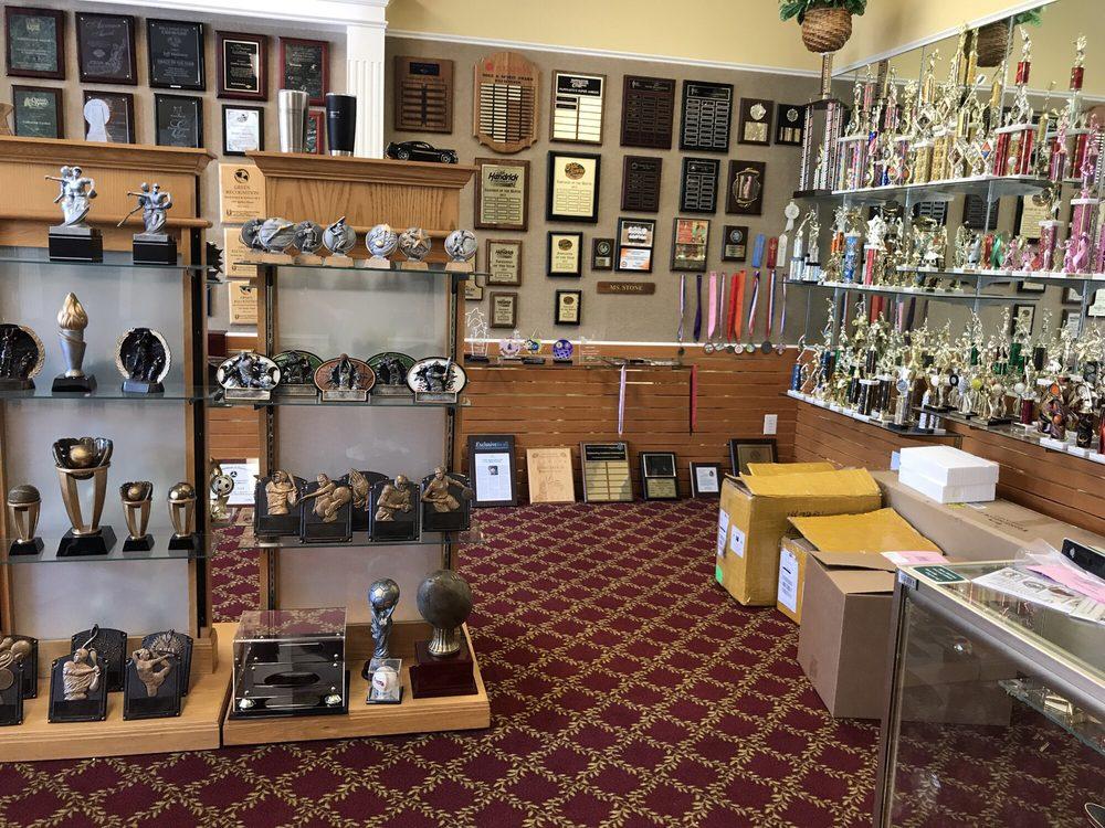 Specialty Engraving & Trophies: 1700 Northside Dr NW, Atlanta, GA