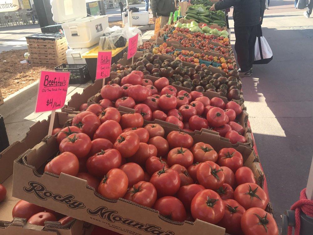 South University Farmer's Market: 6400 S University Blvd, Centennial, CO
