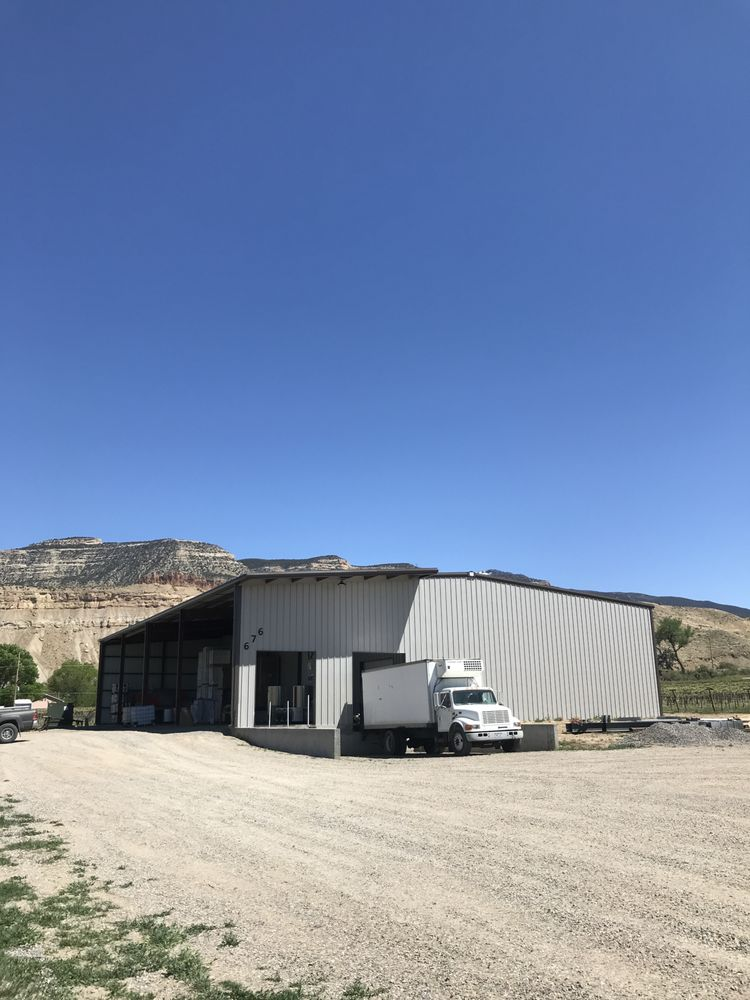 Sauvage Spectrum Winery: 676 38 1/4 Rd, Palisade, CO