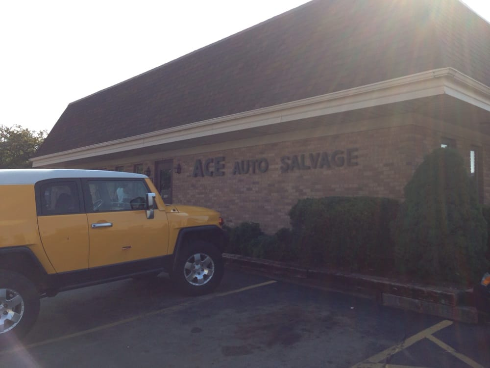 Ace Auto Salvage >> Ace Auto Salvage 14 Photos Tires 2393 S 43rd St Milwaukee Wi