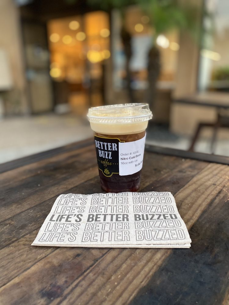 Better Buzz Coffee - The Lab