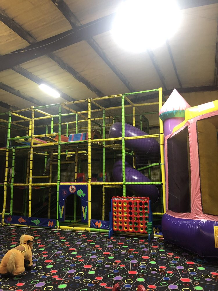 Social Spots from Party Playgrounds Indoor Fun