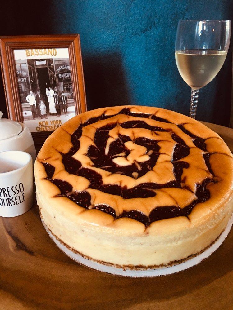 Bassano Cheesecake: Oldsmar, FL