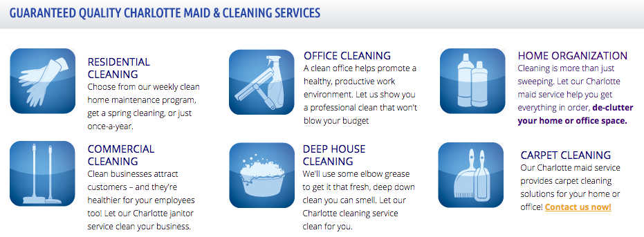 Little Angel's Maid Service - Carpet Cleaning - Home Cleaning ...