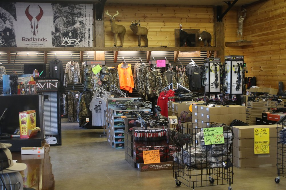 Midwest Archery: 4725 N State Hwy 13, Springfield, MO