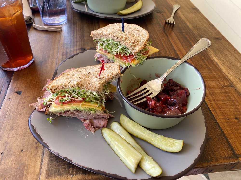 Pickled Porch Cafe: 1192 South Main St, Angels Camp, CA