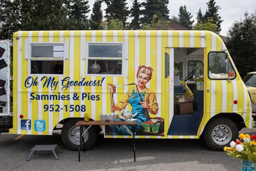 Oh My Goodness! Sammies & Pies: Anchorage, AK