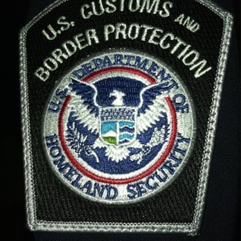 Dept of Homeland Security Customs and Border Protection