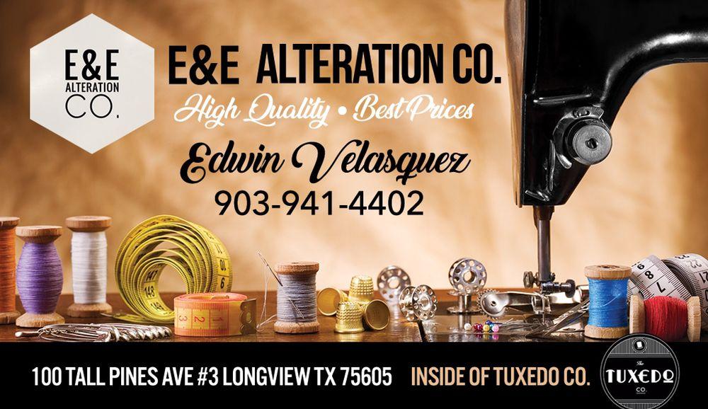 E&E ALTERATION: 100 Tall Pine Ave, Longview, TX