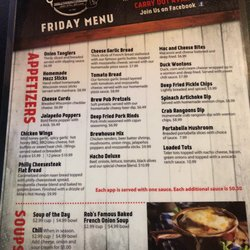 Photo Of Heart 2 Woodruff Wi United States Friday Menu