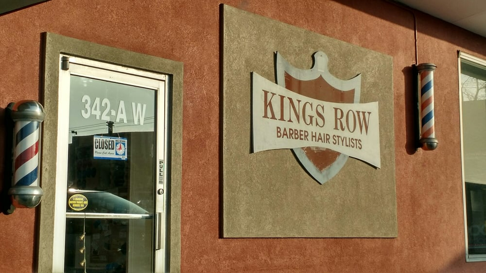 Kings Row Barber Shop: 342 -AW route 30, New Lenox, IL