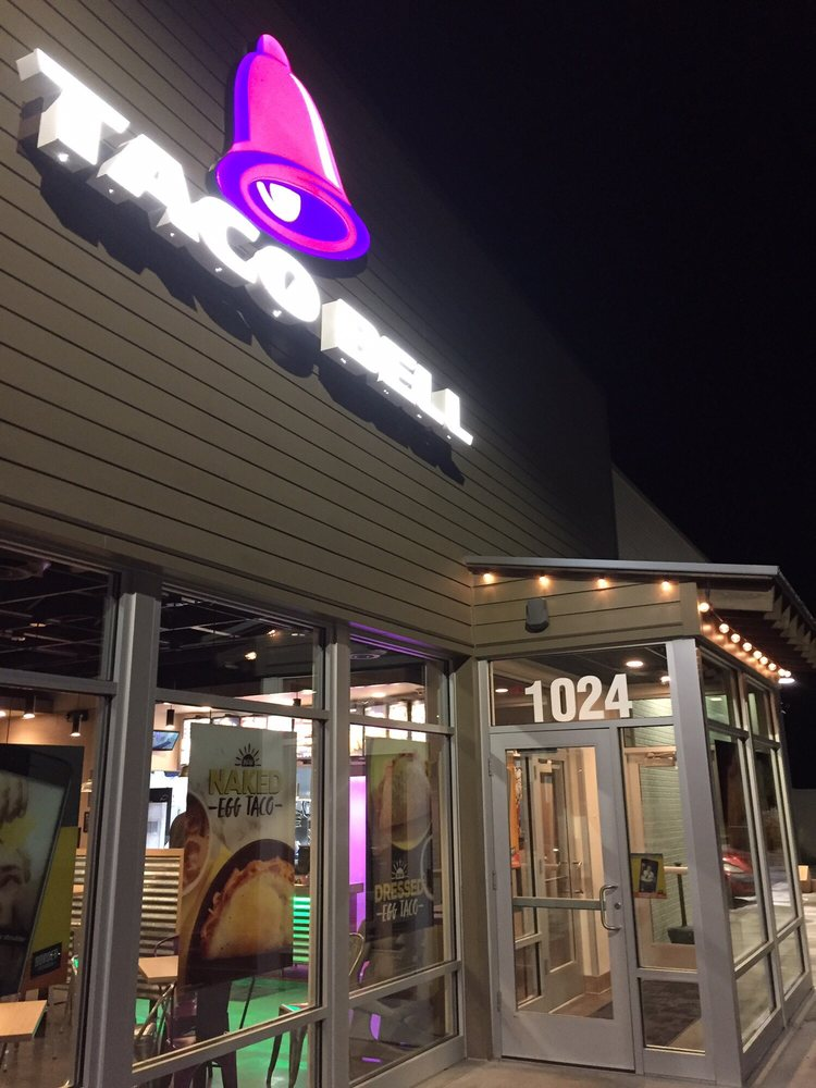 Taco Bell: 1024 Endeavour Blvd, Rapid City, SD