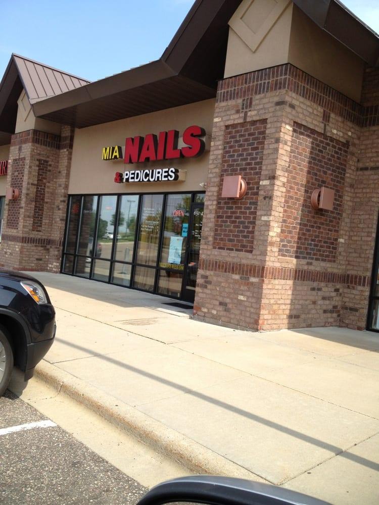 Mia Nails - Nail Salons - 2190 Woodbury Dr, Woodbury, MN - Yelp