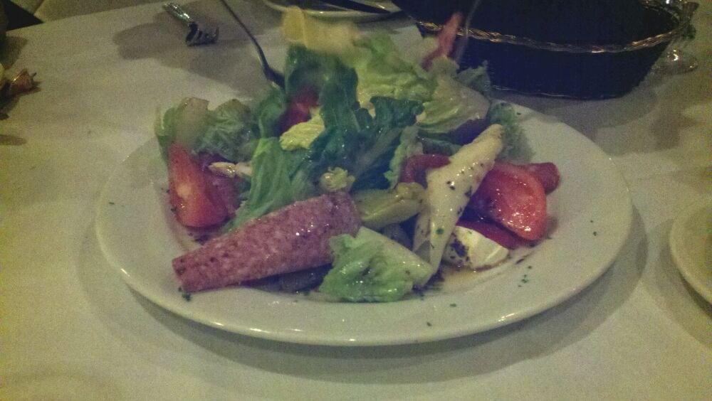 Antipasti Salad Yelp