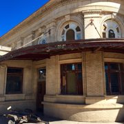 Exterior Of The Former Photo Of Amtrak   Grand Junction, CO, United States.