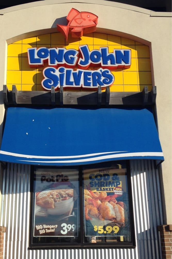 Long john silver s closed takeaway fast food 1586 for What kind of fish does long john silver s use