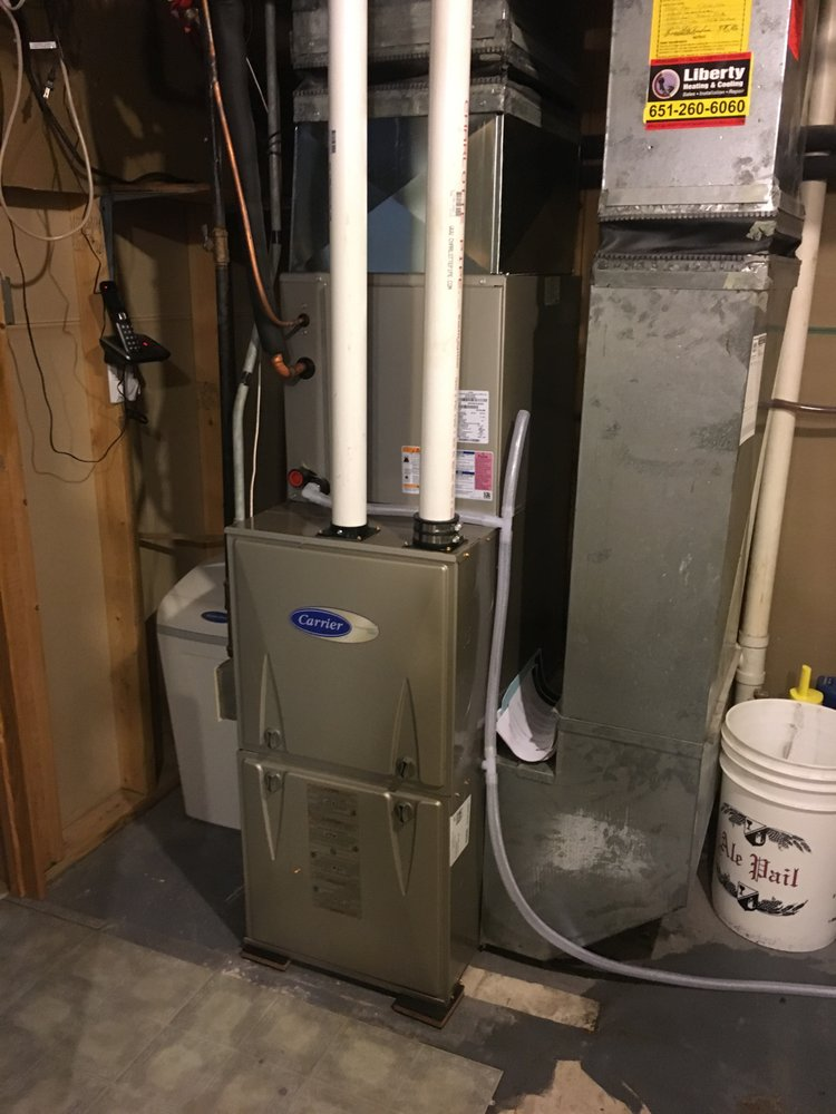 Liberty Heating and Cooling: Cottage Grove, MN