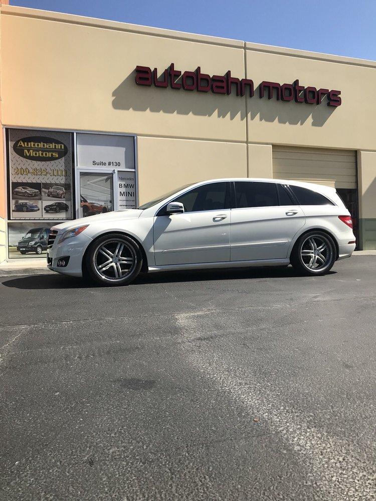 Autobahn Motors - 2839 Auto Plaza Way, Tracy, CA - 2019 All