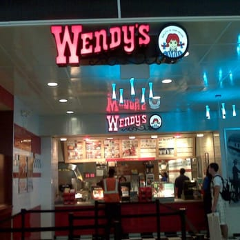 Wendy S 12 Photos Amp 34 Reviews Fast Food Jfk Airport
