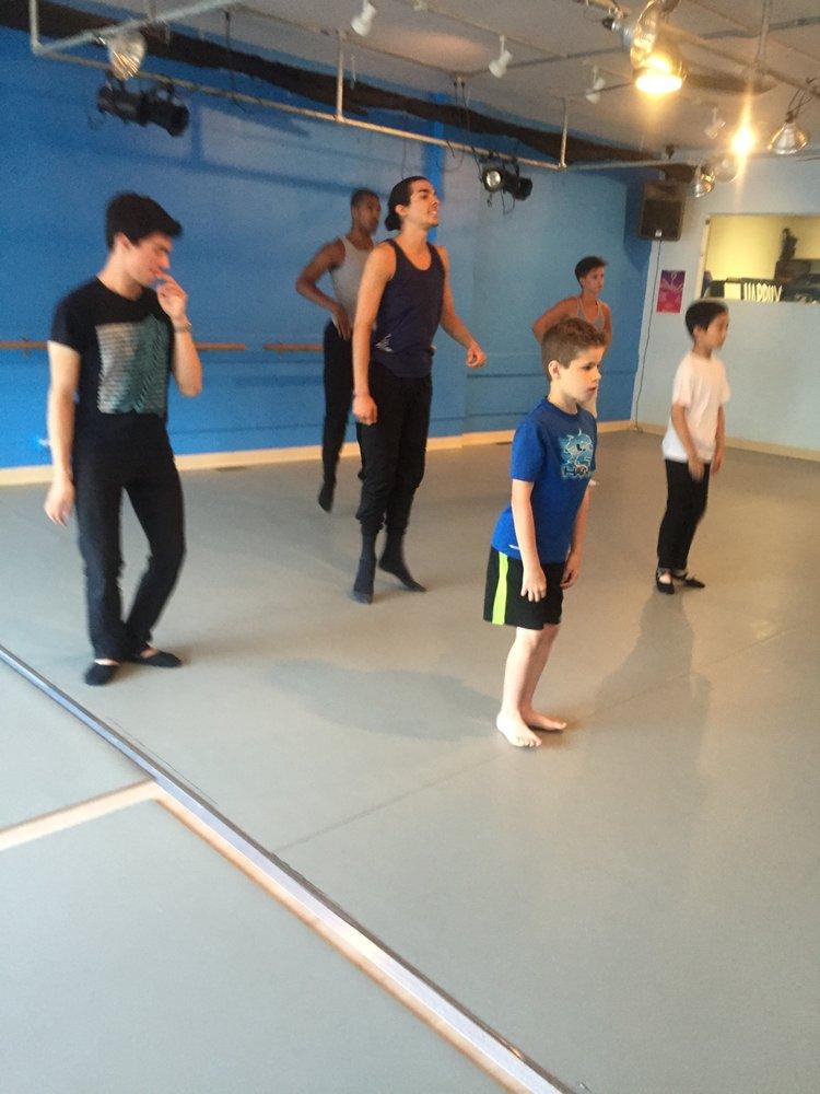 Intuit Dance