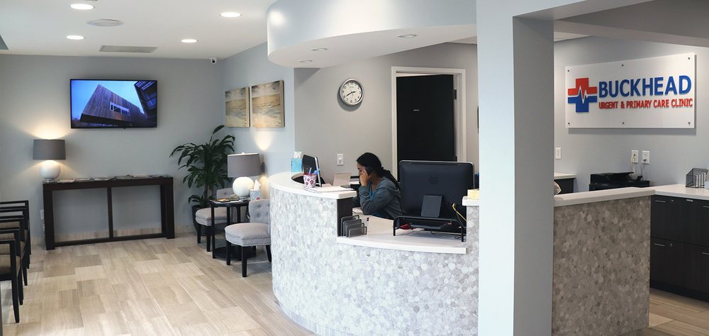 Buckhead Primary and Urgent Care Clinic: 1891 Howell Mill Rd NW, Atlanta, GA