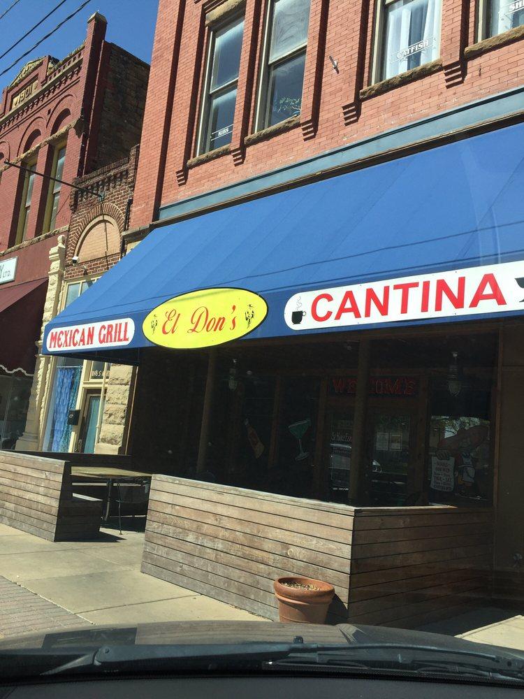 El Don's Grill and Cantina: 104 S Morton Ave, Okmulgee, OK