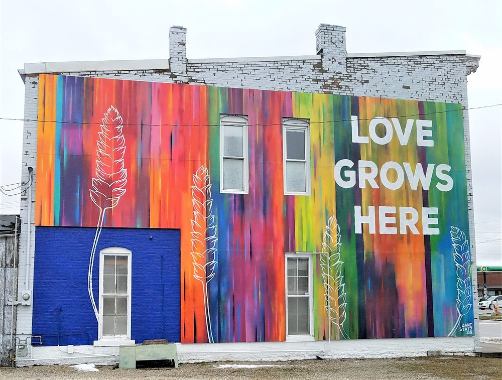 Love Grows Here: 312 W Main St, Greensburg, IN
