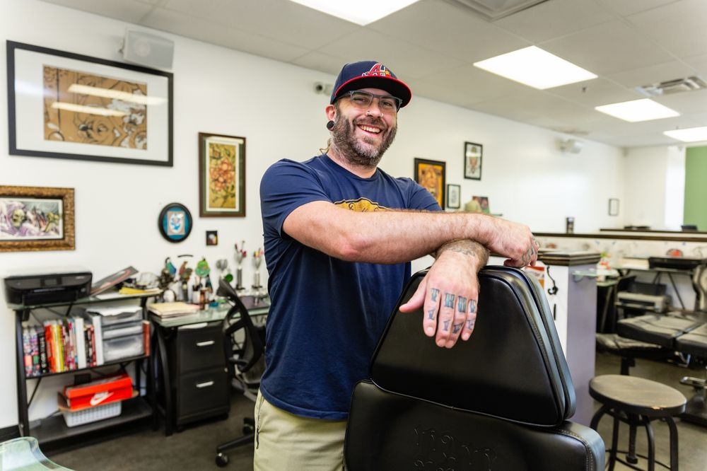 High Resolution Tattoo: 3617 Perkins Rd, Baton Rouge, LA