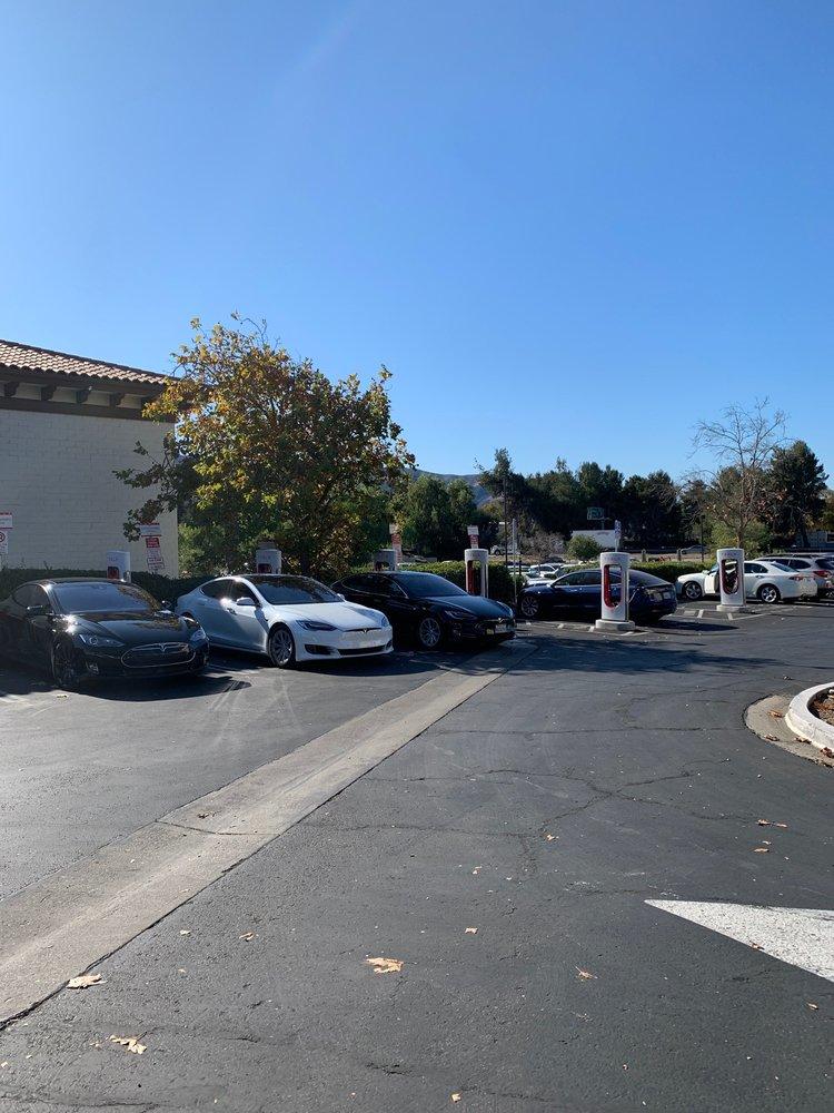Tesla Supercharger: 555 McMurray Rd, Buellton, CA