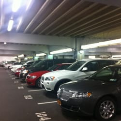 Newark Airport Avis Rental Car Return