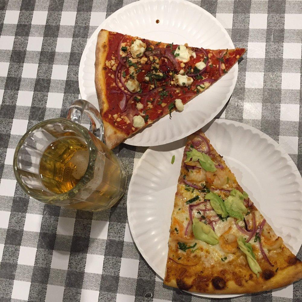 拉罗科的比萨店