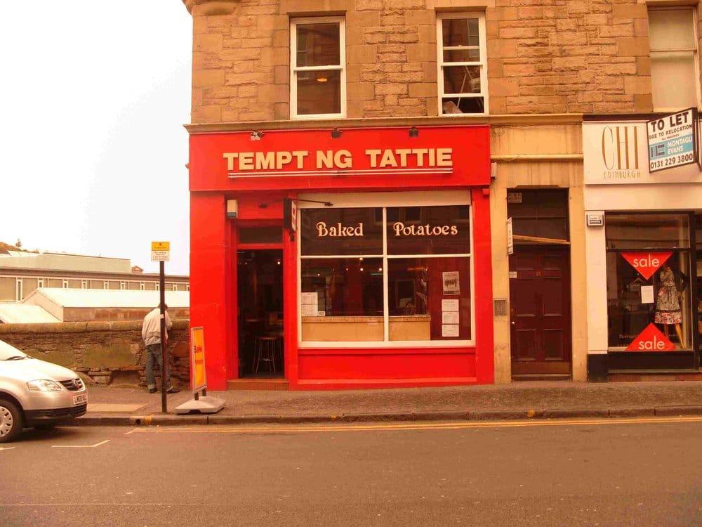 Restaurant In Jeffrey Street Edinburgh