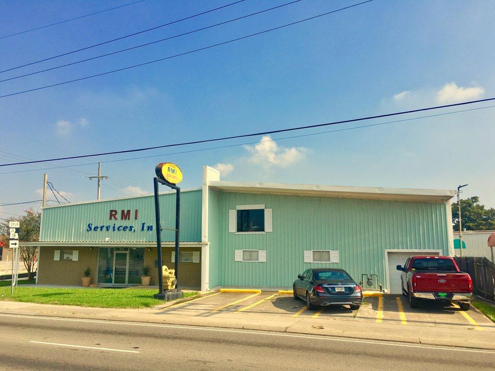 RMI Services: 105 Westbank Expy, Westwego, LA