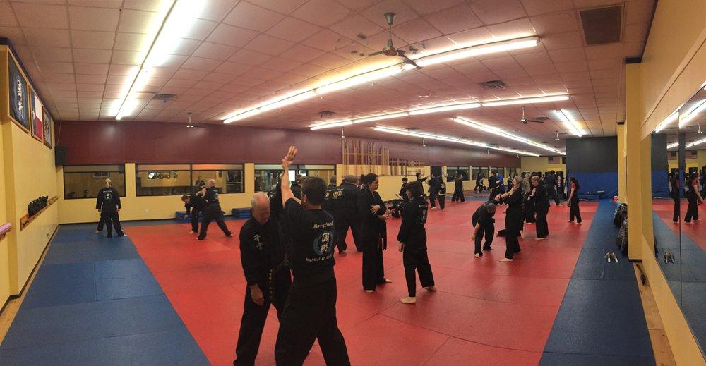 Meyerland Martial Art Center: 8600 Hillcroft, Houston, TX