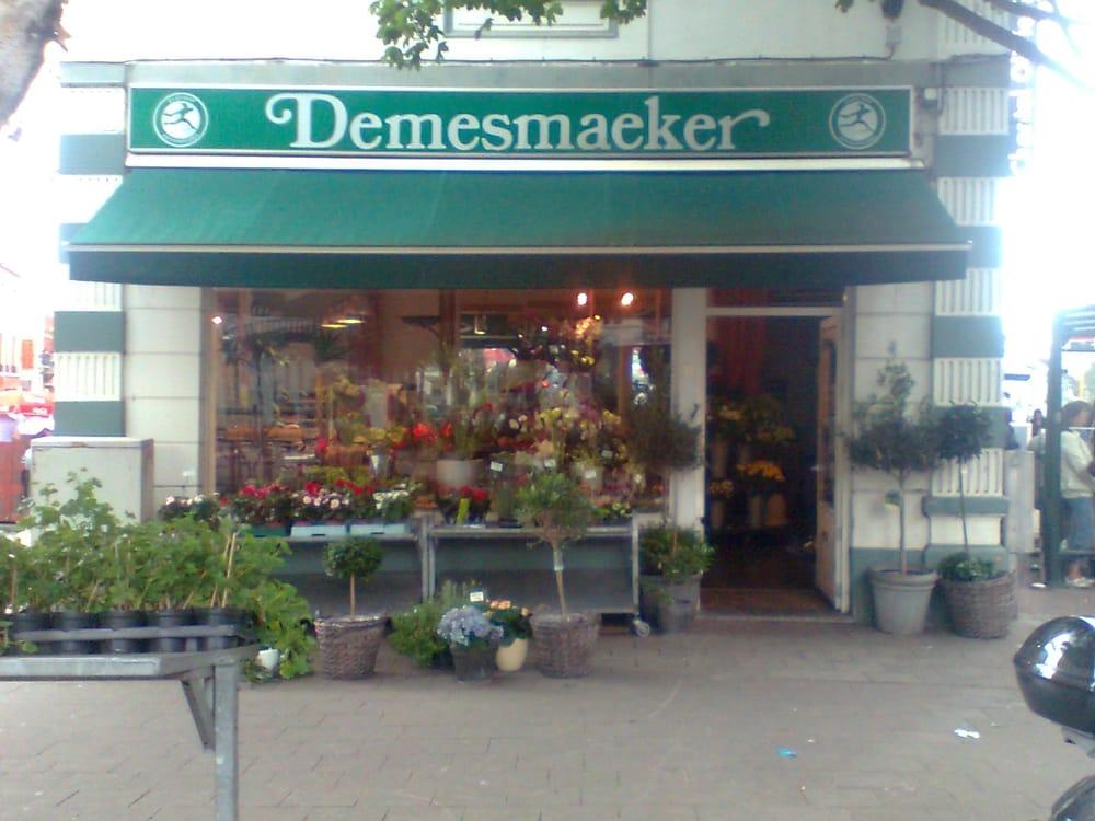 Demesmaeker florists chauss e de wemmel 1 miroir for Miroir jette