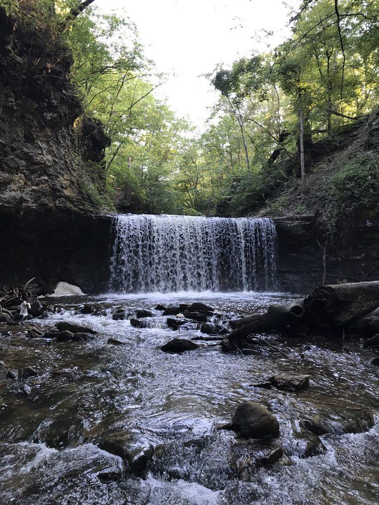 Indian Run Falls: 700 Shawan Falls Dr, Dublin, OH
