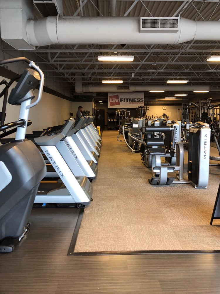 Liv Fitness: 1853 Memorial Dr SE, Atlanta, GA