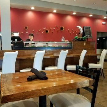 Photo Of Eighty8 Asian Bistro Cary Nc United States Sushi Bar Was
